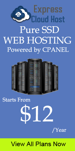 Express Cloud Host Shared Hosting